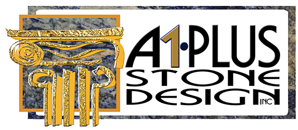 a1-plus-stone-design-logo