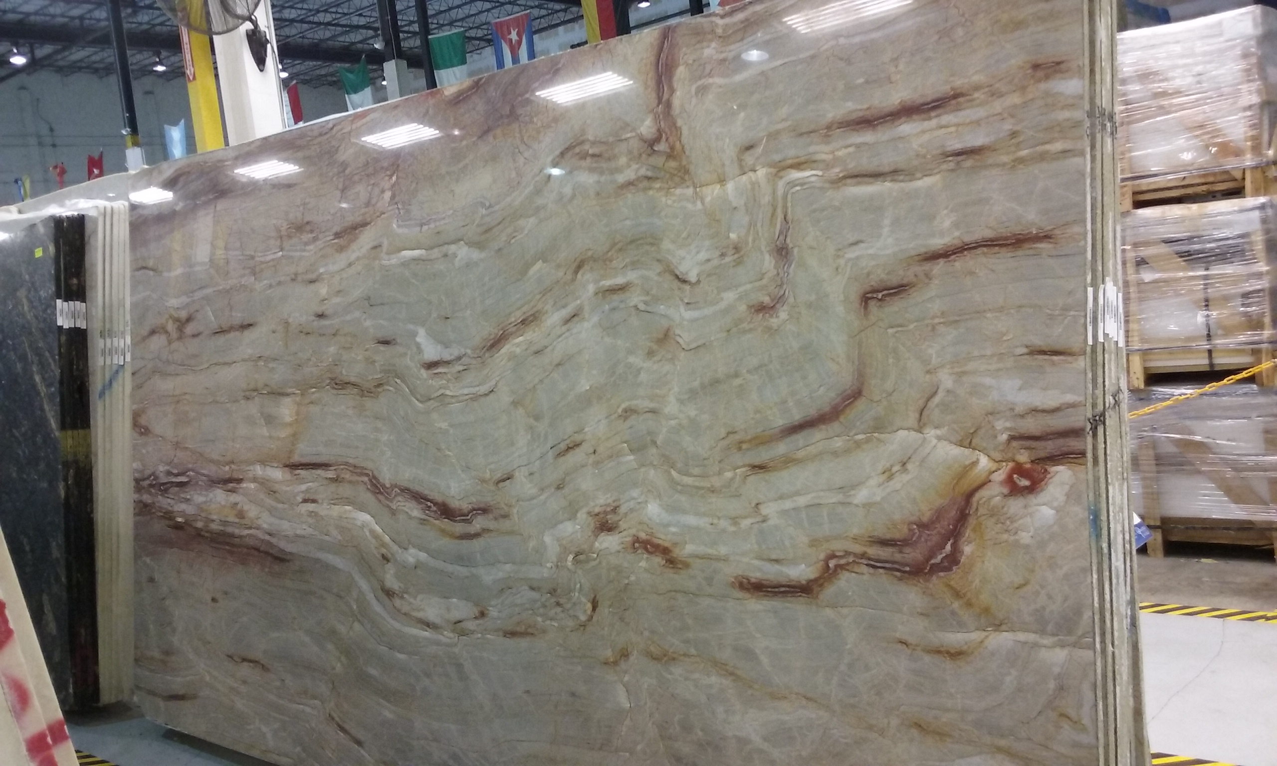 BRAZILIAM DREAM QUARTZITE