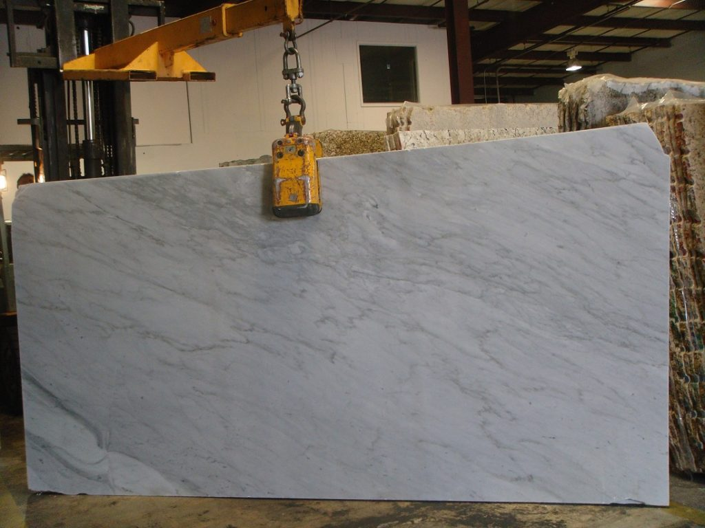 WHITE CARRARA